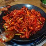 韓国ソウルでチュクミとアルマーニチャーハンを食べた話【ホンスチュクミ(홍스쭈꾸미)】