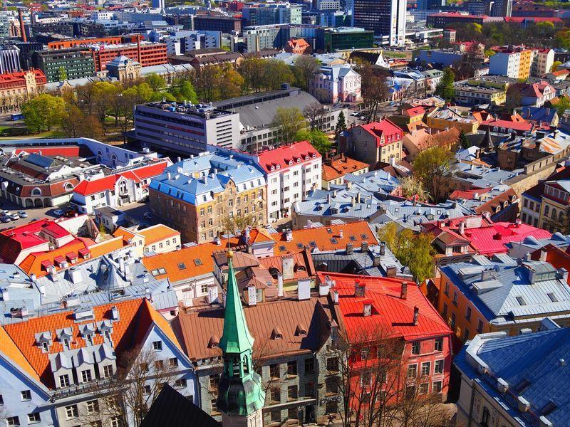 「【世界遺産】ミラーレスで撮るエストニアの首都タリン」のアイキャッチ画像