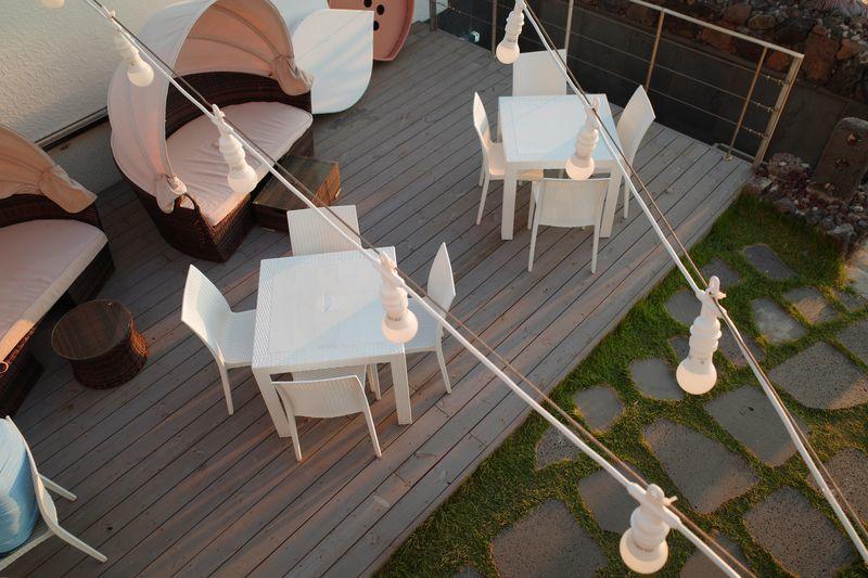 「済州島の涯月にあるルーフトップバルコニー付きのカフェ【エウォル ザ サンセット(Aewol The Sunset)】」のアイキャッチ画像