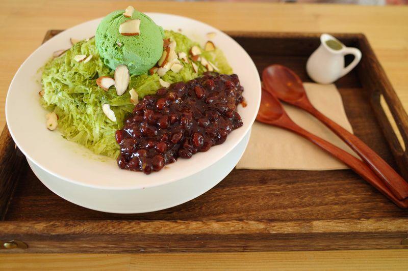 「済州島でピンス(かき氷)が美味しい雑貨カフェ【東明里空間(동명리공간)】」のアイキャッチ画像
