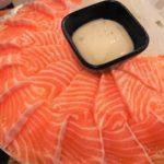 【韓国グルメ】ヨノサンフェでサーモンとユッケビビンバが食べ放題(行ったのはセウサンフェ)