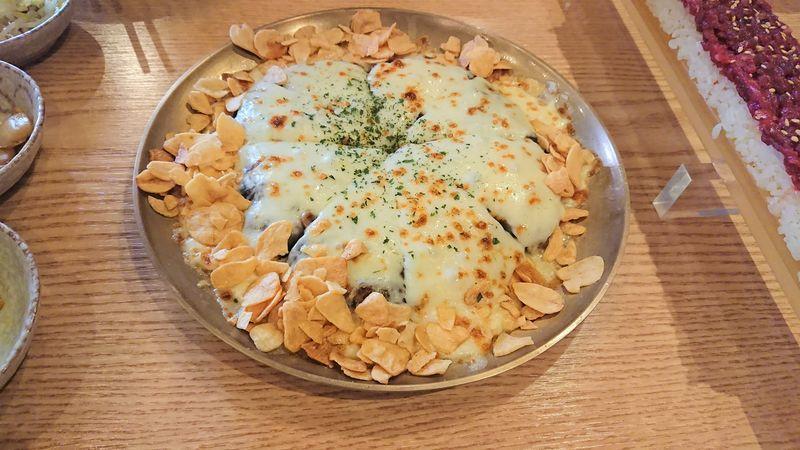 チーズトッカルビも美味しい!