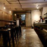 合井にあるお洒落な工場カフェ【Anthracite COFFEE ROASTERS】