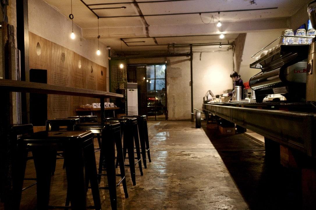 「合井にあるお洒落な工場カフェ【Anthracite COFFEE ROASTERS】」のアイキャッチ画像