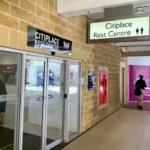 パース駅にあるコインロッカーの場所はココ!