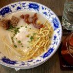 バンコクのカフェ「THE COFFEE CLUB」で食べた身体に優しいお粥